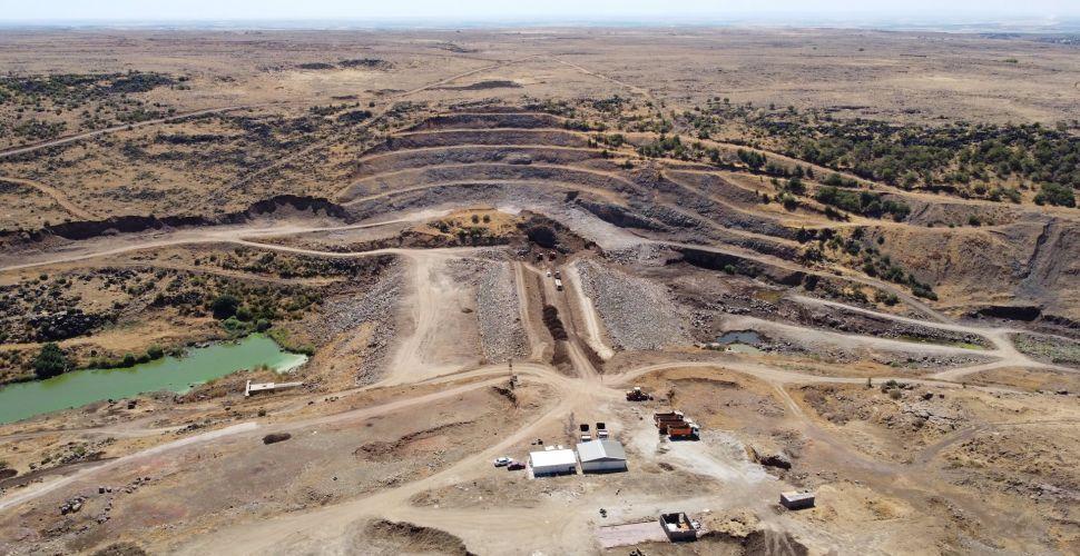 Şanlıurfa-Taşıkara Barajı'nda Çalışmalar Devam Ediyor!
