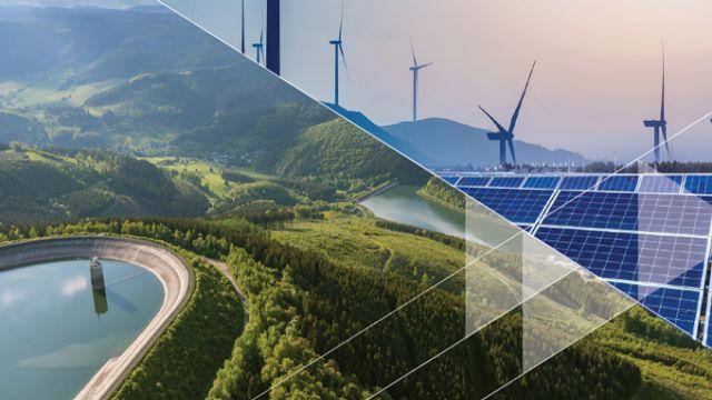 İngiltere Yüzde Yüz Yenilenebilir Enerji Hedefine Doğru İlerliyor!