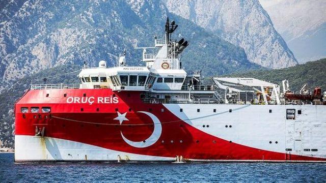 Milli Savunma Bakanlığı'ndan Oruç Reis Gemisi Açıklaması!