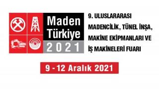 Maden Türkiye Fuarı, Madencileri Tek Çatı Altında Toplayacak!