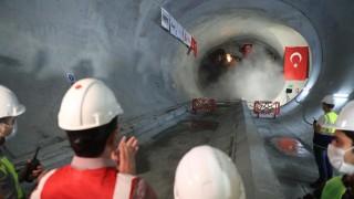 Ümraniye-Ataşehir-Göztepe Metro Hattı'nın Yüzde 40'ı Tamamlandı!