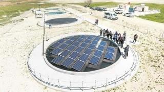 Yüzer Güneş Panelleri Barajlarda Kuraklığı Önleyecek!
