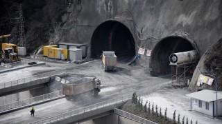 Yeni Zigana Tünelinde Işığa 700 Metre Kaldı!