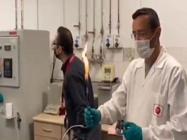 Amasra-1 Kuyusundan Çıkarılan Gaz Enerjiye Dönüştü